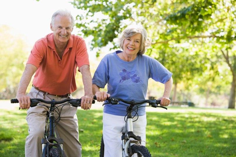 15 хвилин спорту - шлях до довголіття