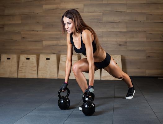 4  вправи для вузької талії