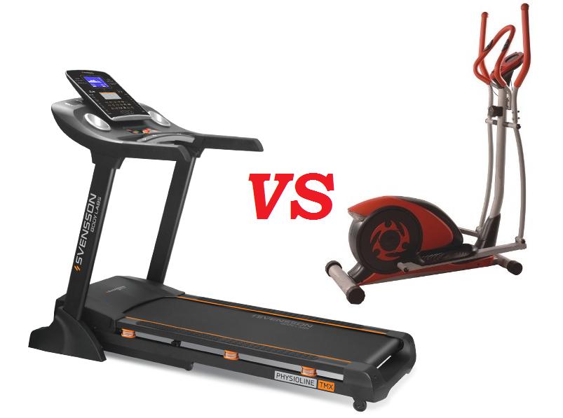 Еліптичний тренажер чи бігова доріжка?Що краще для схуднення