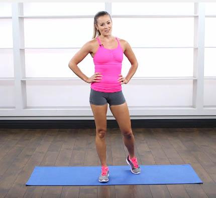 Вправи від целюліту для ніг (+відео)