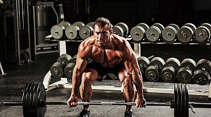 Кращі вправи для нарощування сили