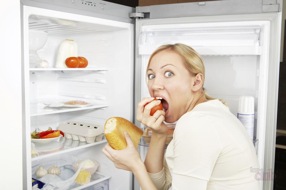 Основні причин постійного відчуття голоду
