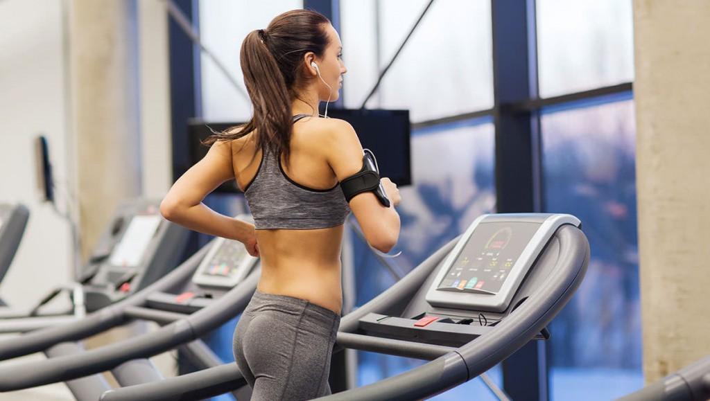 Бігова доріжка - крок до схуднення