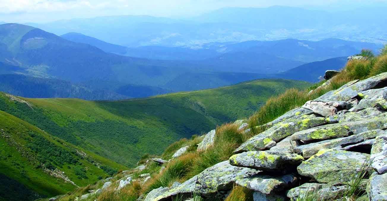 Гора Говерла - перлина Карпат