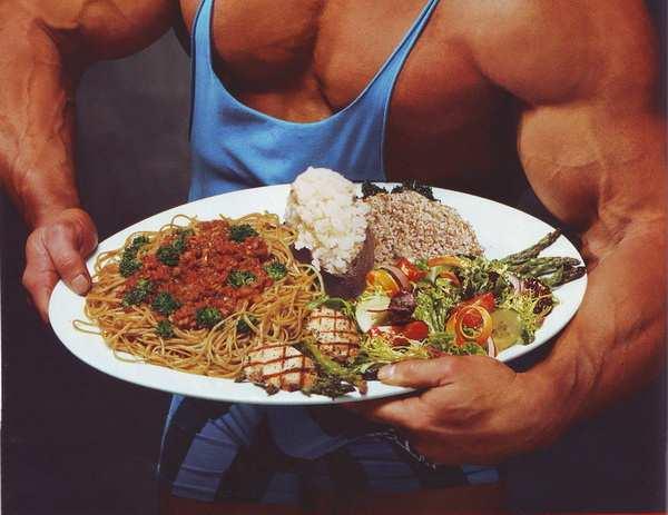 Секрети харчування на масу