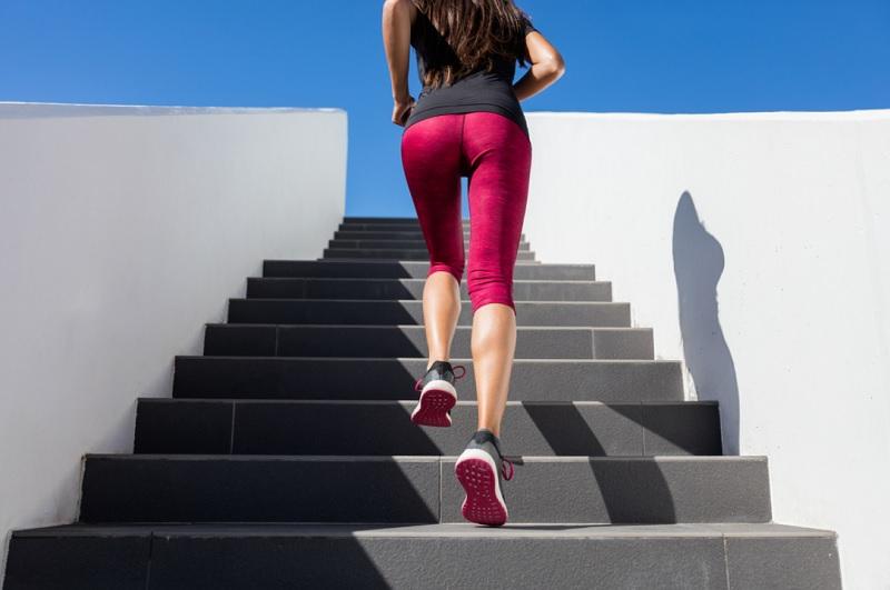 Ходьба по сходах - користь та шкода