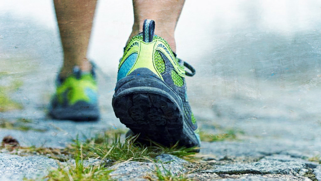 Ходьба пішки - користь для організму