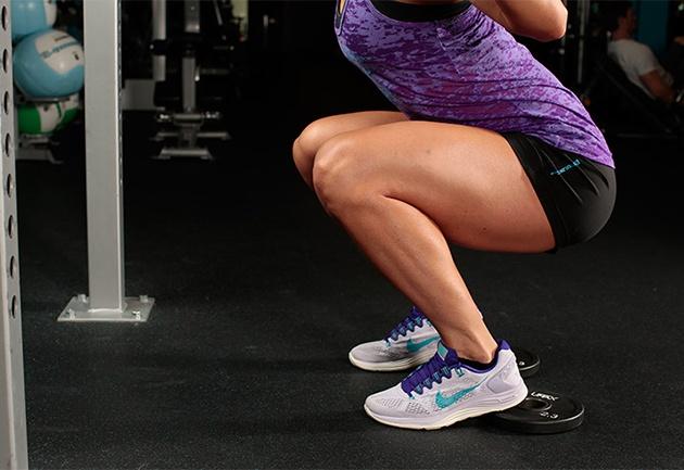 Інтенсивне тренування ніг