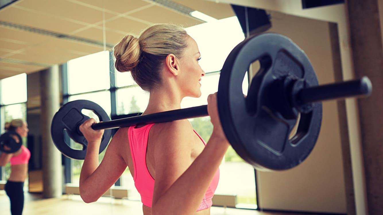 Як накачати м'язи тіла