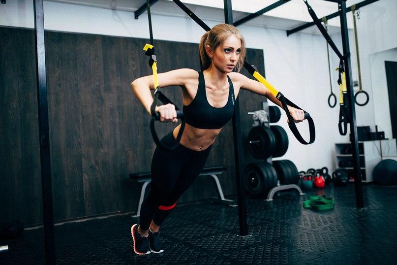 Кросфіт -  вправи для спалювання жиру