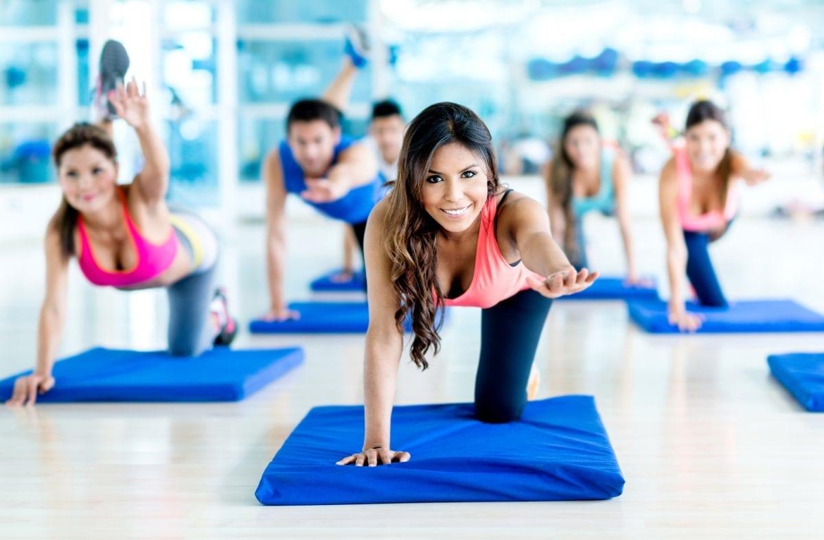 Ефективне кругове тренування для спалювання жиру