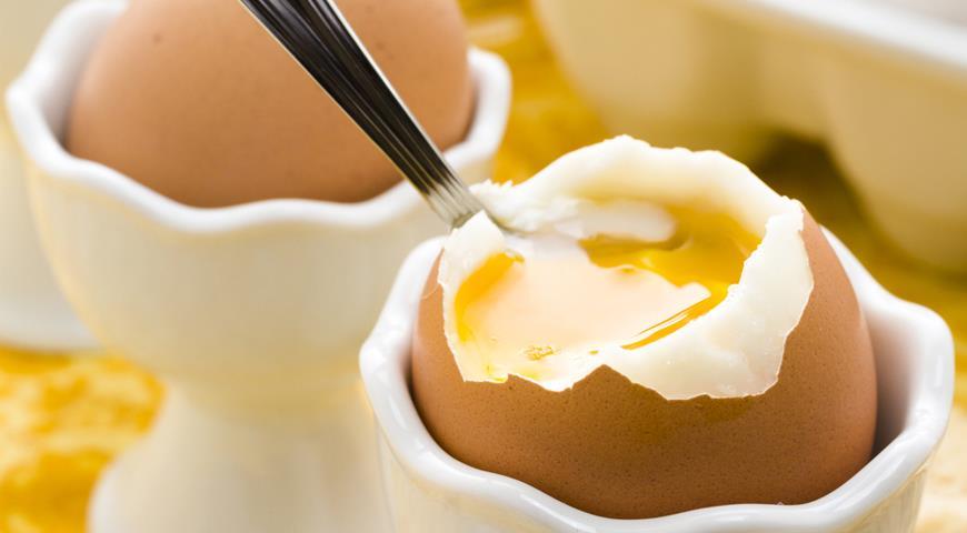 Курячі яйця - харчування бодібілдера