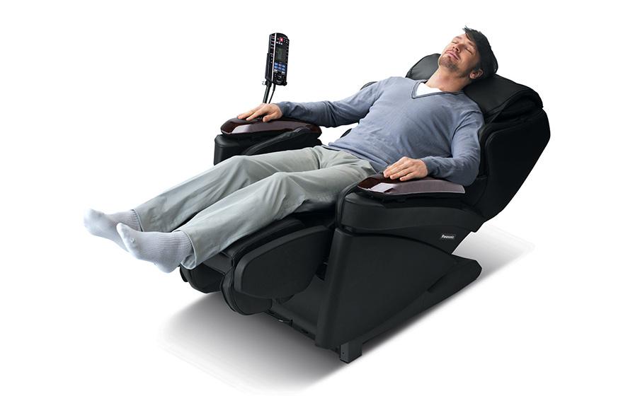 П'ять причин купити масажне крісло