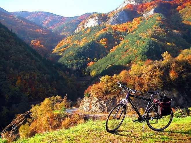 Активний відпочинок восени