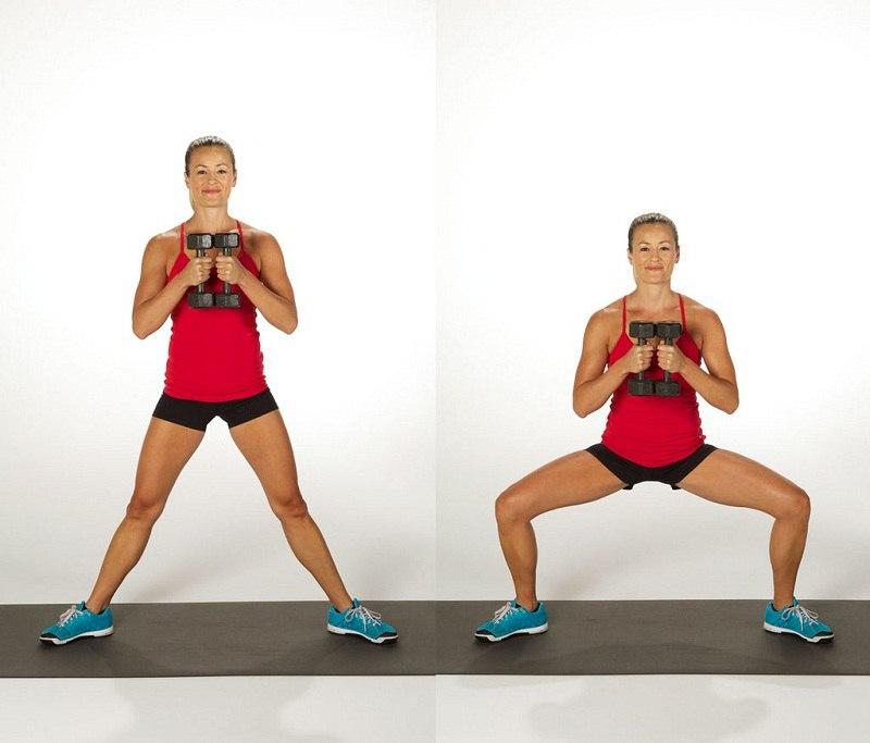 Найкраща вправа для внутрішньої сторони стегна