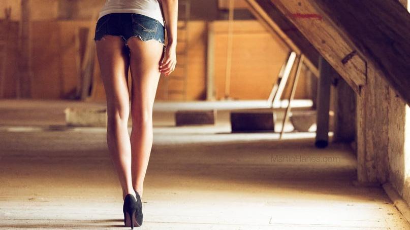 Як накачати сідниці, але не перекачати ноги
