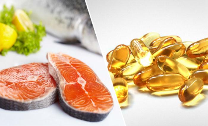Значення жирних кислот Омега-3 в спорті