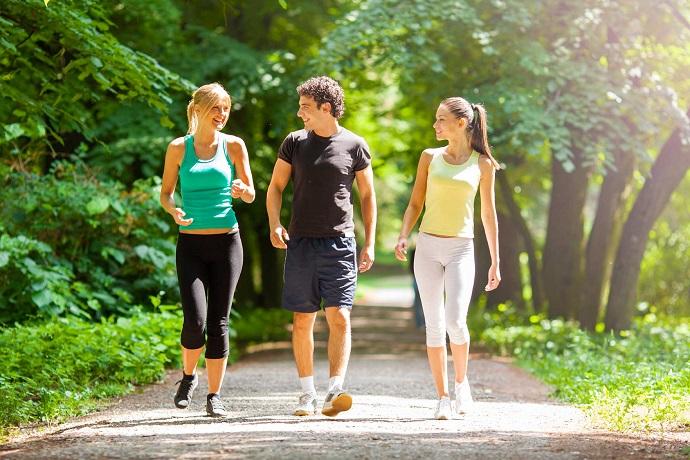 Як спалити більше калорій під час прогулянки