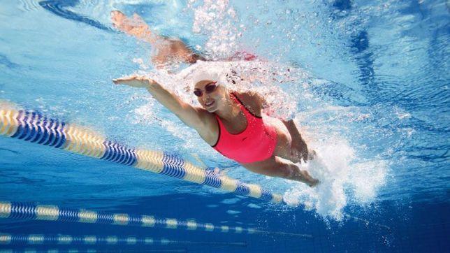 Плавання - ідеальний фітнес