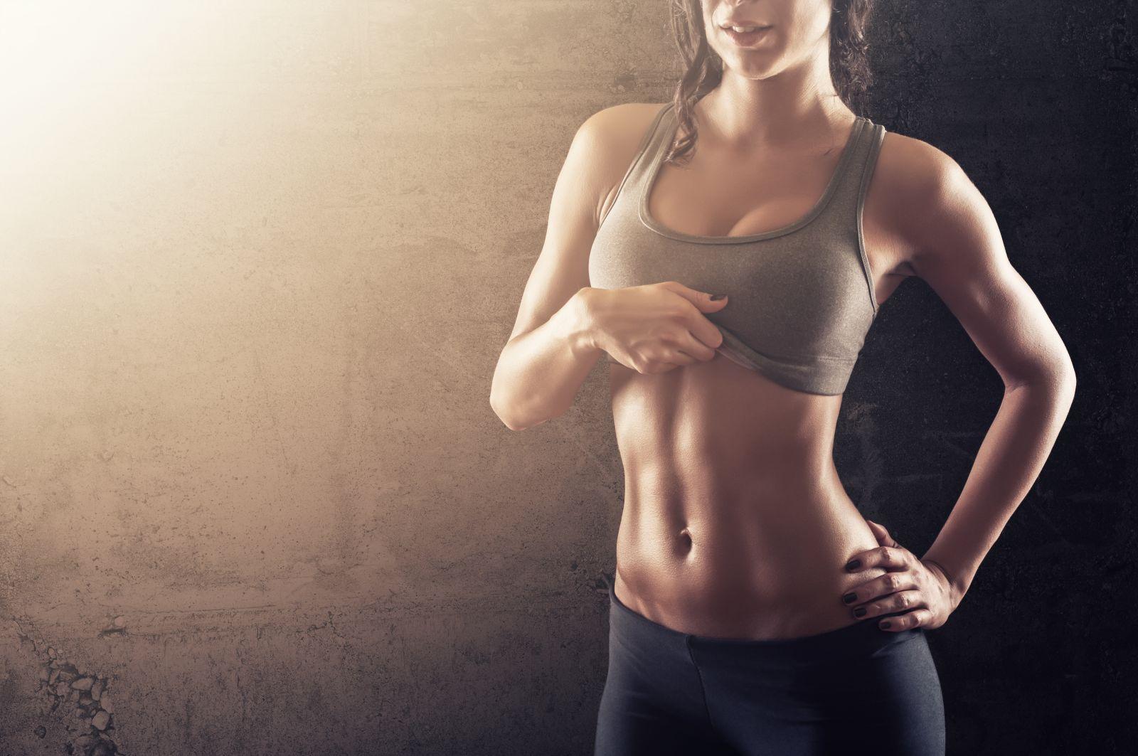Як позбутися від жиру в області живота
