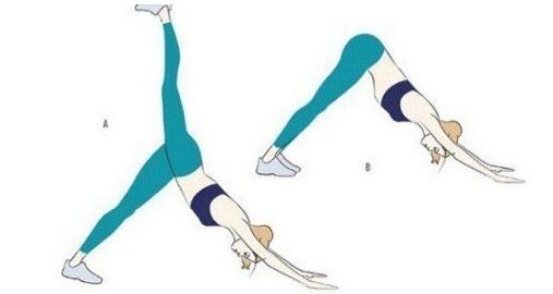 Прості вправи для стегон