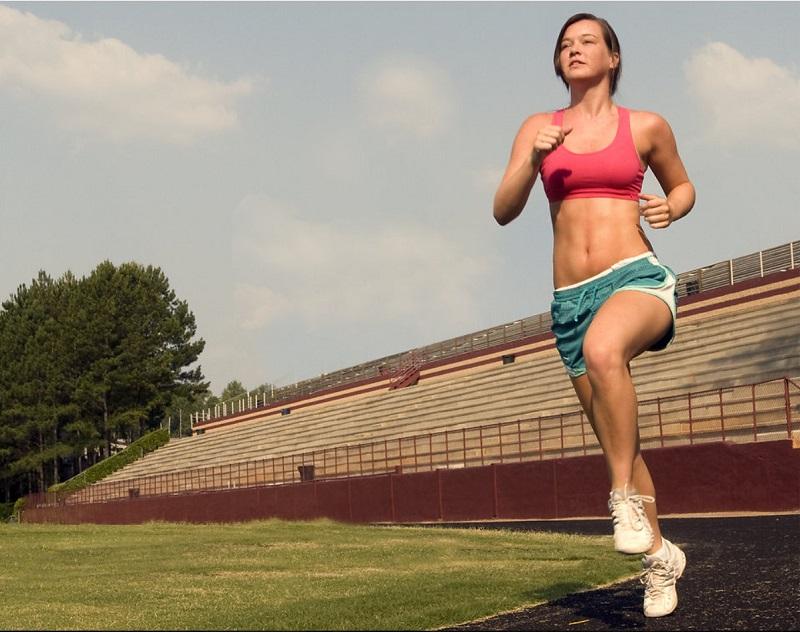 Як утримувати правильну бігову форму