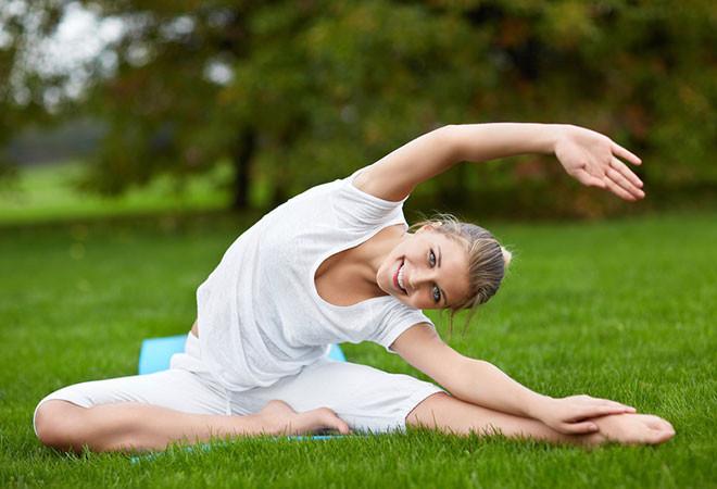 Вправи, які необхідні для здоров'я