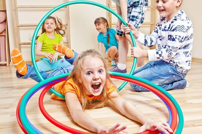 6 видів спорту для дітей від 0 до 5 років