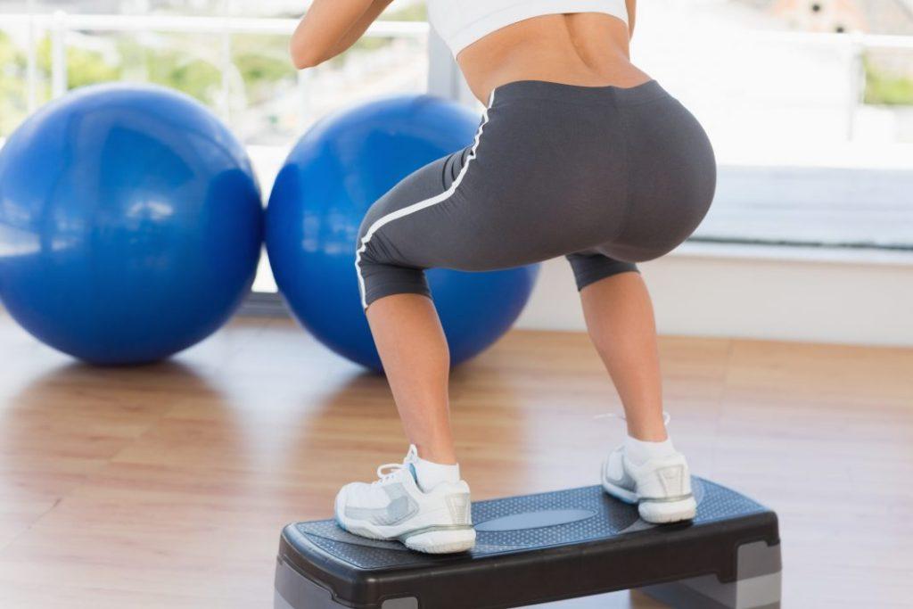 Cтеп-аеробіка  для швидкого схуднення