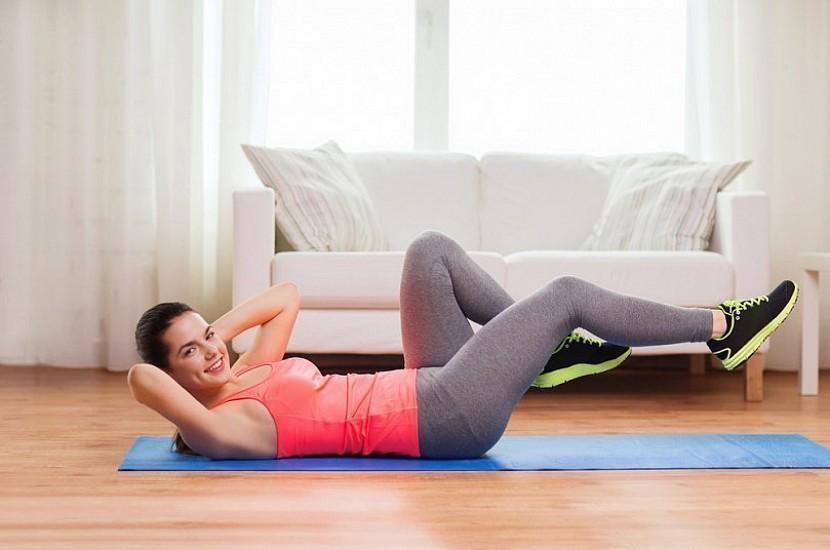 Вправа, яка допоможе прибрати з живота жир