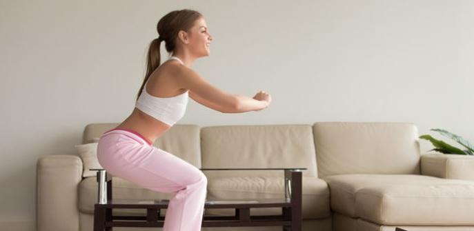 Вправи для схуднення, які потрібно робити перед сном