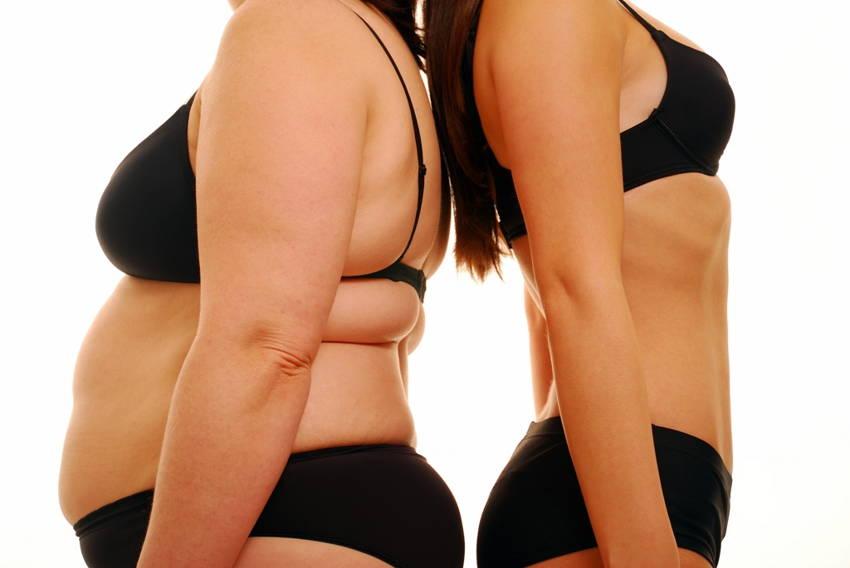 Прибираємо жир зі спини та боків