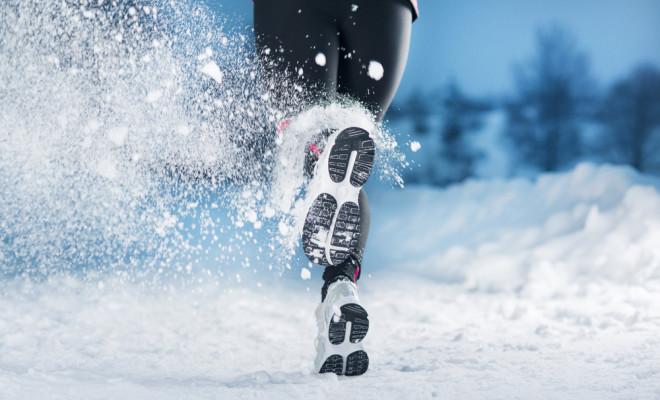 Як тренуватися взимку і витрачати більше калорій